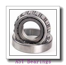 AST 7018AC angular contact ball bearings