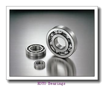 KOYO BHTM1715-1 needle roller bearings