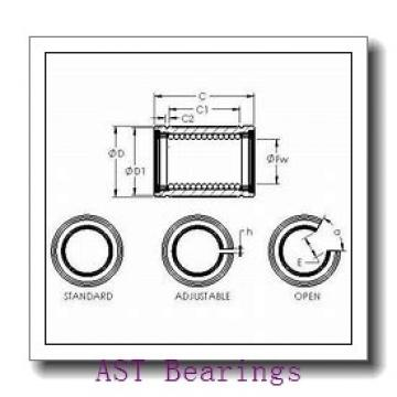 AST M12648/M12610 tapered roller bearings