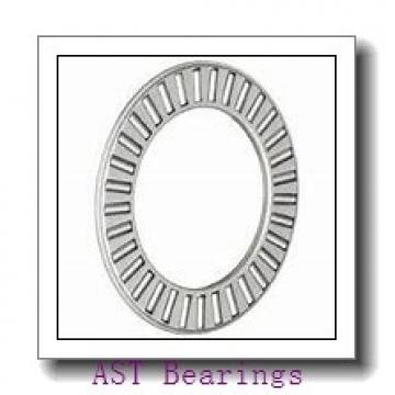 AST NUP307 E cylindrical roller bearings