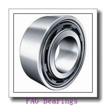 85 mm x 120 mm x 18 mm  FAG HCS71917-E-T-P4S angular contact ball bearings