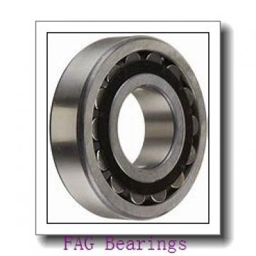 560 mm x 820 mm x 258 mm  FAG 240/560-E1A-MB1 spherical roller bearings