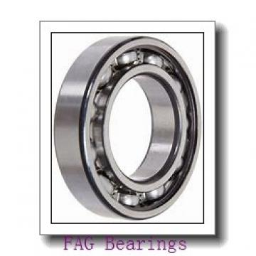 95 mm x 160 mm x 15 mm  FAG 52222 thrust ball bearings