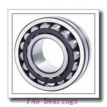 130 mm x 200 mm x 33 mm  FAG B7026-E-2RSD-T-P4S angular contact ball bearings