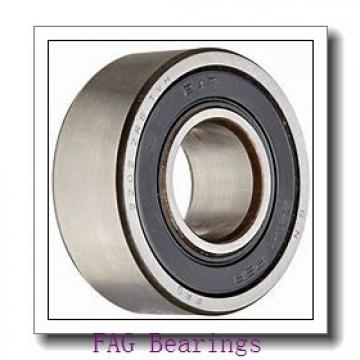 80 mm x 170 mm x 39 mm  FAG 21316-E1-K spherical roller bearings
