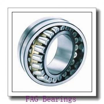 20 mm x 37 mm x 9 mm  FAG HCS71904-C-T-P4S angular contact ball bearings