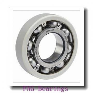 55 mm x 80 mm x 13 mm  FAG HCB71911-C-2RSD-T-P4S angular contact ball bearings