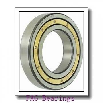 85 mm x 180 mm x 60 mm  FAG NUP2317-E-TVP2 cylindrical roller bearings