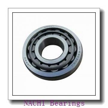 75 mm x 160 mm x 37 mm  NACHI 7315CDB angular contact ball bearings
