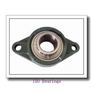 ISO QJ203 angular contact ball bearings