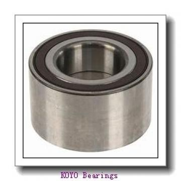190 mm x 260 mm x 33 mm  KOYO 7938 angular contact ball bearings
