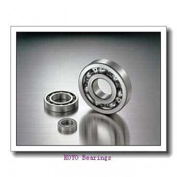 25 mm x 74 mm x 100 mm  KOYO BSU2562BDF - T thrust ball bearings