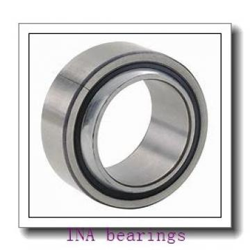 22 mm x 42 mm x 28 mm  INA GAKFR 22 PB plain bearings