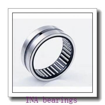 16 mm x 32 mm x 21 mm  INA GAKR 16 PB plain bearings