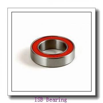 35 mm x 80 mm x 21 mm  ISB 6307-Z deep groove ball bearings