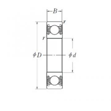 35 mm x 90 mm x 25 mm  FAG 579494A deep groove ball bearings
